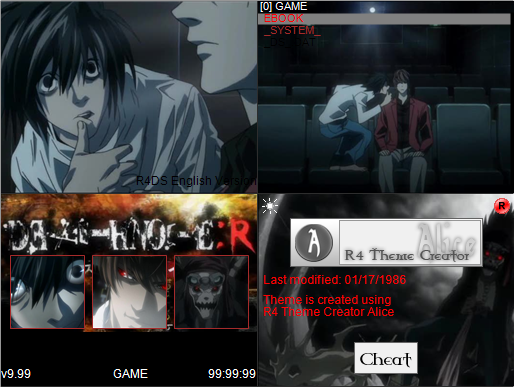 Thumbnail 1 for Death Note R